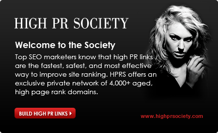 High PR Society