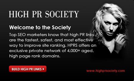 High PR Society